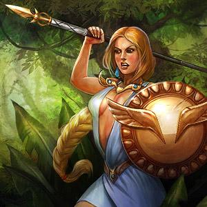 Воинствующая амазонка
